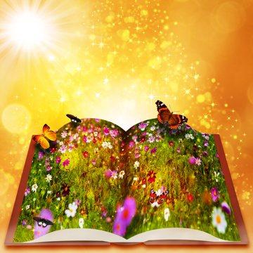 Book_and_Butterflies